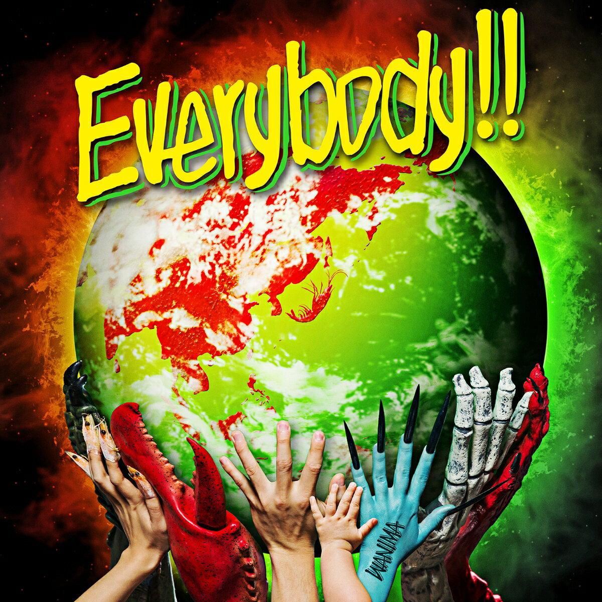 Everybody!! (2LP) (アナログ盤) [ WANIMA ]