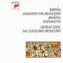 ベスト・クラシック100 27::バルトーク:管弦楽のための協奏曲 ヤナーチェク:シンフォニエッタ(Blu-spec CD2)