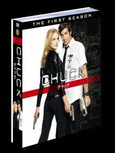 CHUCK/チャック<ファースト・シーズン> セット2 [ ザッカリー・リーヴァイ ]
