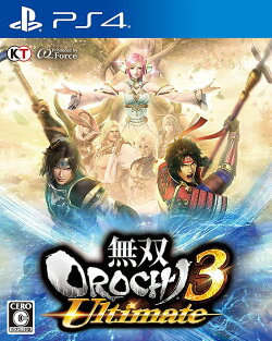 無双OROCHI3 Ultimate PS4版