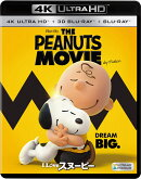 I LOVE スヌーピー THE PEANUTS MOVIE(4K ULTRA HD+3D+2Dブルーレイ/3枚組)【4K ULTRA HD】【3D Blu-ray】