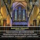 【輸入盤】『バロック・トレジャリー〜協奏曲、管弦楽曲集』 ピンカス・ズッカーマン&カナダ・ナショナル・アーツ…