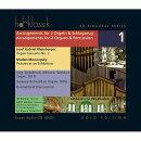 【輸入盤】2台のオルガンと打楽器のための編曲集 第1集〜ムソルグスキー:展覧会の絵、ラインベルガー:オルガン協…