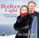 【輸入盤】Duo Concertante: Perfect Light-18 Christmas Favorites For Violin & Piano