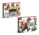 Nintendo Labo Toy-Con 04(VR Kit) + 03(Drive Kit) お買い得セット