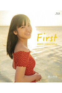 FirstREINAYOKOYAMA【Blu-ray】[横山玲奈]