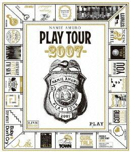 NAMIE AMURO PLAY TOUR 2007【Blu-ray】 [ 安室奈美恵 ]