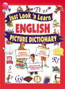 Just Look 'n Learn English Picture Dictionary [ Daniel Hochstatter ]