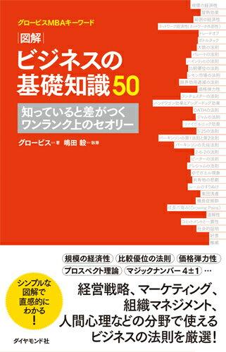 ビジネスの基礎知識50 図解 [ グロービス ]