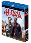 リーサル・ウェポン<ファースト・シーズン>コンプリート・ボックス(3枚組)【Blu-ray】