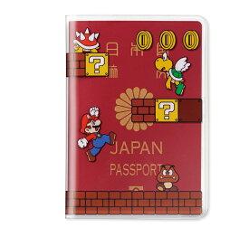 パスポートカバー スーパーマリオ【ステージ】