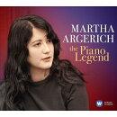 【輸入盤】マルタ・アルゲリッチ/ ザ・ピアノ・レジェンド(2CD)