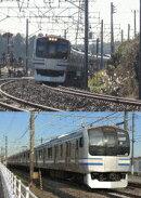 JR東日本 横須賀線・総武線快速運転席展望 東京 ⇒ 成田空港【Blu-ray】