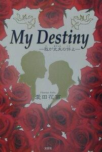 My destiny 我が丈夫の伴よ [ 愛田花苗 ]