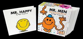 Mr. Men Box Set BOXED-MR MEN BOX SET ANNIV 10V (Mr. Men and Little Miss) [ Roger Hargreaves ]