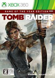 トゥームレイダー ゲームオブザイヤー エディション Xbox360版