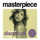 【輸入盤】Masterpiece: The Ultimate Disco Funk Collection Vol.25