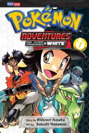 Pokemon Adventures: Black and White, Volume 7