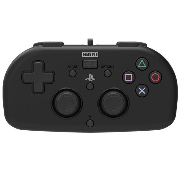 ワイヤードコントローラーライト ブラック for PlayStation 4