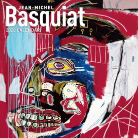 Jean-Michel Basquiat 2020 Wall Calendar JEAN-MICHEL BASQUIAT 2020 WALL [ Jean-Michel Basquiat ]
