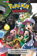 Pokemon Adventures: Black and White, Volume 8