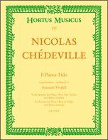 【輸入楽譜】シェドヴィル/ヴィヴァルディ: 忠実なる羊飼い(フルート、オーボエまたはバイオリンとピアノ)/原典版/S…