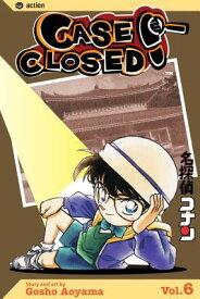 Case Closed, Vol. 6 CASE CLOSED VOL 6 (Case Closed) [ Gosho Aoyama ]