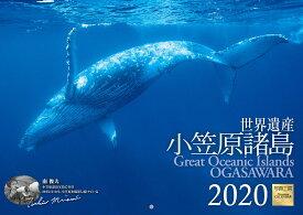 世界遺産 小笠原諸島 2020年 カレンダー 壁掛け [ 南 俊夫 ]