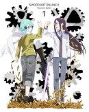ソードアート・オンライン2 1【完全生産限定版】【Blu-ray】