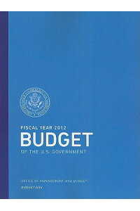 FiscalYear2012BudgetoftheU.S.Government