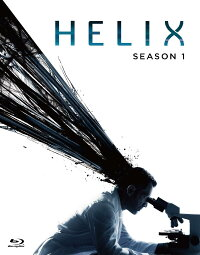 HELIX-黒い遺伝子ーシーズン1COMPLETEBOX【Blu-ray】[ビリー・キャンベル]