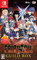FAIRY TAIL GUILD BOX Nintendo Switch版