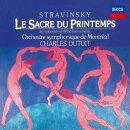 ストラヴィンスキー:バレエ≪春の祭典≫ 管楽器のための交響曲