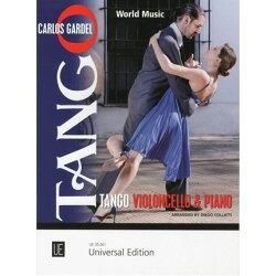 【輸入楽譜】ガルデル, Carlos: Tango/Collatti編曲