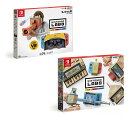 Nintendo Labo Toy-Con 04: VR Kit ちょびっと版(バズーカのみ) + 01(Variety Kit) お買い得セット