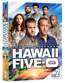 Hawaii Five-0 シーズン9 DVD-BOX Part2【6枚組】