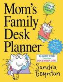 Mom's Family Desk Planner 2017