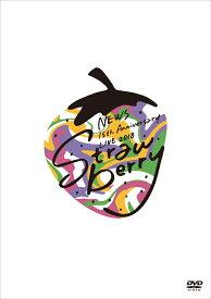 "NEWS 15th Anniversary LIVE 2018 ""Strawberry""(通常仕様) [ NEWS ]"