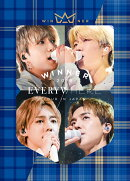 WINNER 2018 EVERYWHERE TOUR IN JAPAN(3Blu-ray+2CD+スマプラムービー&ミュージック)(初回生産限定盤)【Blu-ray】