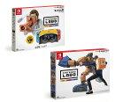 Nintendo Labo Toy-Con 04: VR Kit ちょびっと版(バズーカのみ) + 02(Robot Kit) お買い得セット