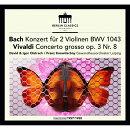 【輸入盤】バッハ:2つのヴァイオリンのための協奏曲、ヴィヴァルディ ダヴィド・オイストラフ、イーゴリ・オイスト…