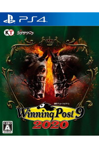 WinningPost92020PS4版