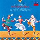 ストラヴィンスキー:バレエ≪ペトルーシュカ≫(1911年版) 交響詩≪うぐいすの歌≫ 他