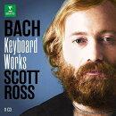 【輸入盤】鍵盤楽器作品録音集 スコット・ロス(チェンバロ、オルガン)(11CD)