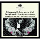 【輸入盤】シューマン:チェロ協奏曲、チャイコフスキー:ロココの主題による変奏曲 ユルンヤーコブ・ティム、クルト…