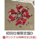 【楽天ブックス限定先着特典】流れ弾 (初回仕様限定盤 Type-D CD+Blu-ray)(ステッカー(通常盤))
