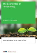 The Economics of Philanthropy: Donations and Fundraising