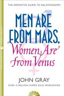 MEN ARE FROM MARS,WOMEN ARE FROM VENUS(B