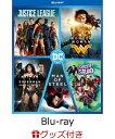 【楽天ブックス限定】DC 5 フィルムコレクション【Blu-ray】+DCロゴ・トートバッグ(黒)セット [ ヘンリー・カヴィル ]