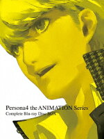 Persona4theAnimationSeriesCompleteBlu-rayDiscBOX(完全生産限定版)(Blu-rayDisc)[ペルソナ]